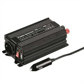 Spannungswandler / Inverter 12V auf 220 Volt, 150