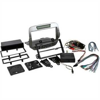 Doppel DIN Radioblende Kit CHEVROLET Camaro (2010-