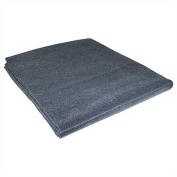 Moquette schwarz 70x150cm
