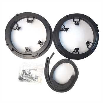 LS-Adapter AUDI, BMW, OPEL, SKODA/VW, TOYOTA 165mm