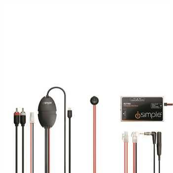 iSimple IS7705 AUX, iPhone, iPad, Lightning