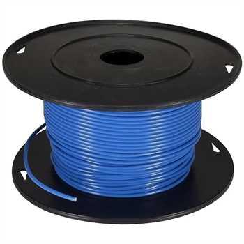 FLRY - Remotekabel 1,5 qmm, blau 100m Rolle 100% O