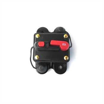 Sicherungsautomat 60 Ampere, Eingang bis 25 qmm
