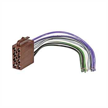 Adapter ISO Lautsprecher offene Enden