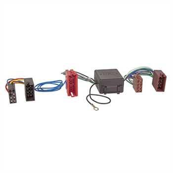 MINI-ISO Aktivsystemadapter AUDI, ALFA, VW