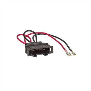 Lautsprecheradapter Set DIN VW Golf, Passat