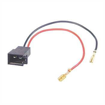 Lautsprecheradapter Set DIN AUDI, OPEL, RENAULT