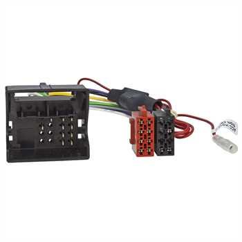 MOST/Quadlock-ISO Adapter mit Pufferelektronik (Fa