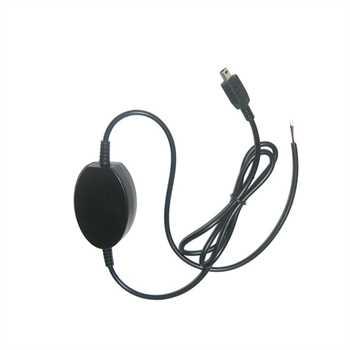 Spannungswandler 12/24 V> 5 V, Mini USB, gerade