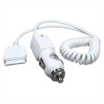 KFZ-Ladekabel 12V/24V für iPod, iPhone, iPad
