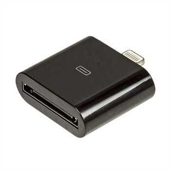 iPhone / iPad Adapter 30Pin (alt) >Lightning