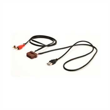 USB + AUX-IN Adapter USB-HY1 für KIA, HYUNDAI