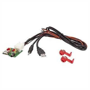 USB / AUX-IN PCB Adapter für KIA, HYUNDAI