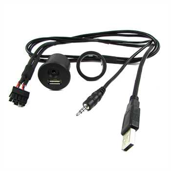 USB / AUX-IN Adapter für  IVECO Daily