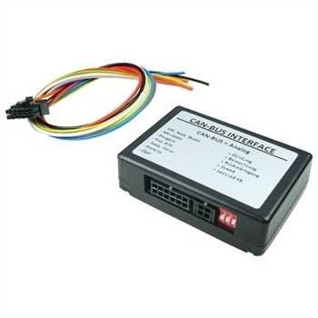 Lenkrad + Can-Bus-Adapter Kit , Kabelsatz UNI