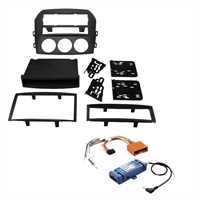 Radioblende Set MAZDA MX5 incl. CAN, LFB