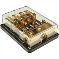 Sicherungsblock/Verteiler AGU E: 3x35/25 / A :4x10