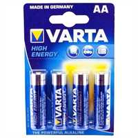 Varta - High Energy (powerful Alkaline) Bat. AA